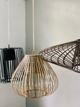 Load image into Gallery viewer, Saturday Rattan Drop Lamp