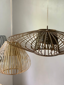Saturday Rattan Drop Lamp