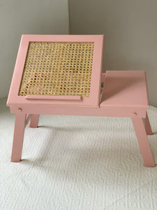 WFH Solihiya Lap Desk in Blush Pink