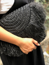 Load image into Gallery viewer, I'm A Fan Clutch Bag Black
