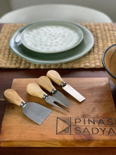 Load image into Gallery viewer, Cheeseboard (knives included, Pre Order)