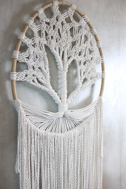 Tree of Life Macrame for Pre Order