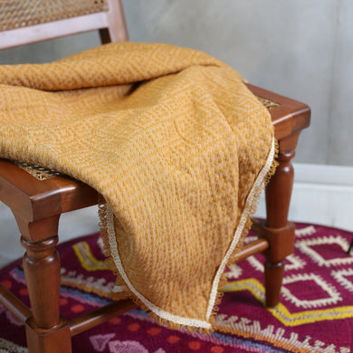 Fluffy Inabel Blanket - In 3 Colors