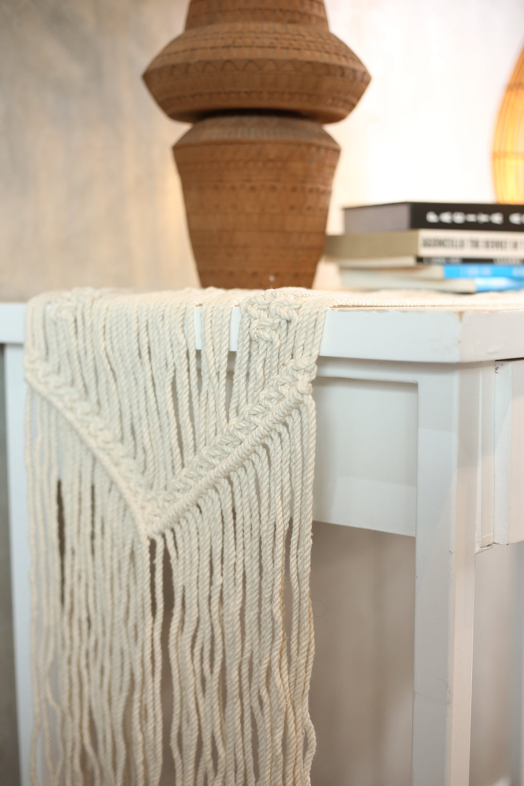 Macrame Table Runner for Pre Order