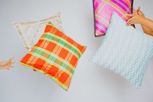 Patadyong Pillow Case in 3 Designs