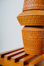 Load image into Gallery viewer, Totem Terracotta Vase