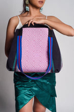 Load image into Gallery viewer, Gabriela 1: Two-Way Carry All Bag  (Ilocos and Isabela Weaves)