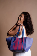 Load image into Gallery viewer, Galak Tote Bag 3 (Isabel and Negros Weaves)