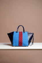 Load image into Gallery viewer, Marangal Purse 6 (Negros Blue)