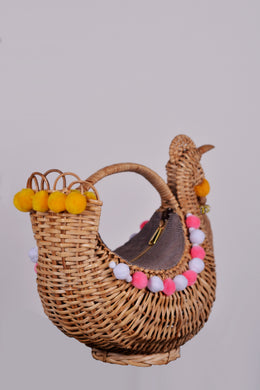 Sarimanok Diyes Statement Bag