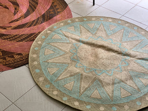 Soft Sodsod Rug in Neutral Color