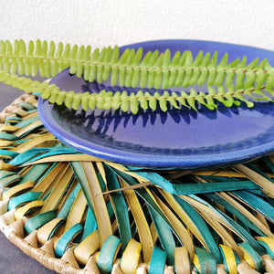 Reverse Fringe Charger Plate