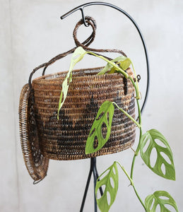 Nito Basket with Lid
