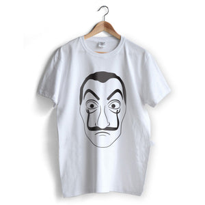 Dali Mask T-Shirt