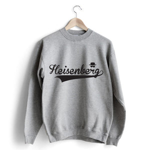 Write Heisenberg Sweat