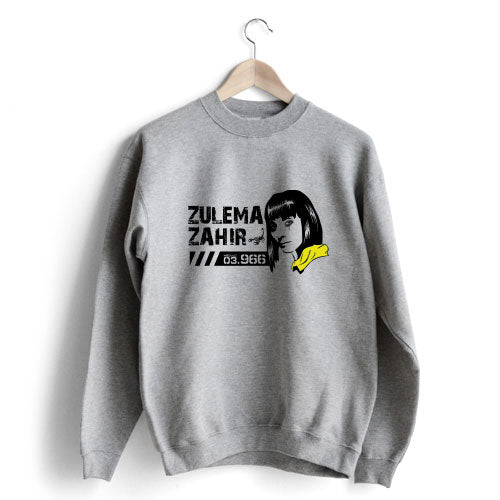 Zulema Zahir Sweat