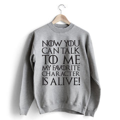 Alive Character Sweat