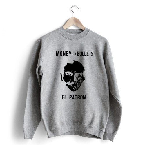Money or Bullets Sweat