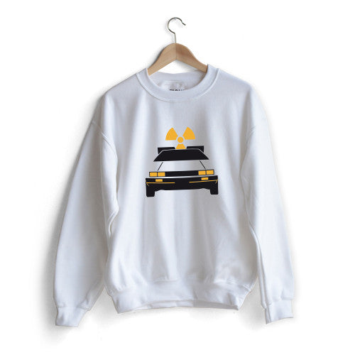 Back to the Future Sweat