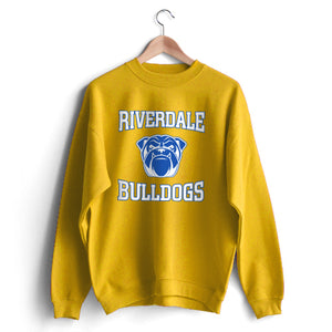 Bulldogs Sweat Amarela