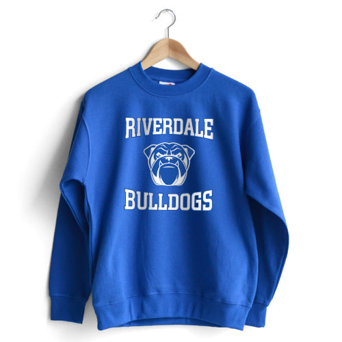 Bulldogs Sweat Azul