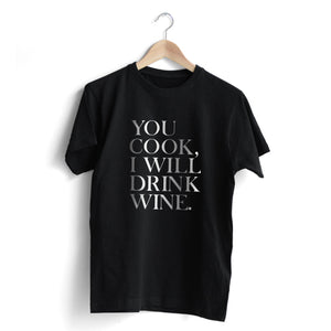 Cook & Wine T-shirt