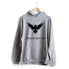 Carregar imagem no visualizador da galeria, Night's Watch 'Crows Before Hoes' Hoodie