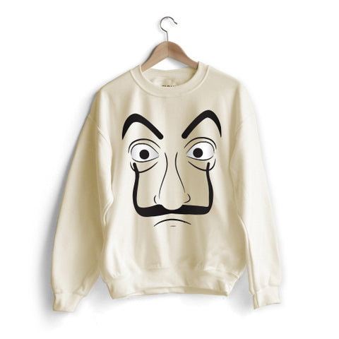 Dali Face Sweat