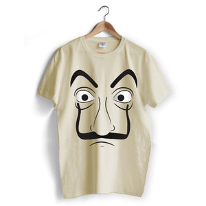 Dali Face T-Shirt