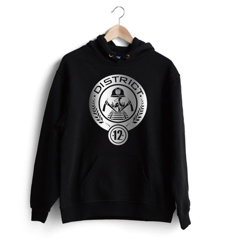 District 12 Hoodie