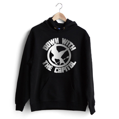 Down With the Capitol Hoodie