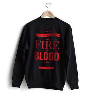 Daenerys Quotes 'Fire and Blood' Sweat