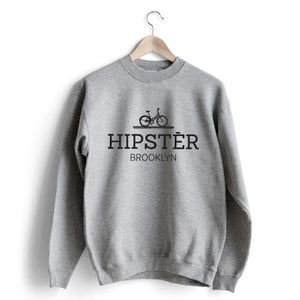 Hipster Brooklyn Sweat