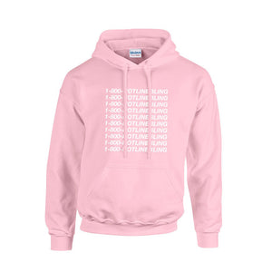 HOTLINE BLING Hoodie Sale - Size S