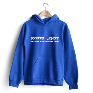 Scoops Hoodie Sale - Size XL