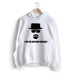 The One Who Knocks Hoodie