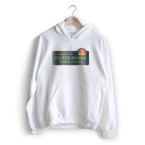 Outer Banks Sign Hoodie