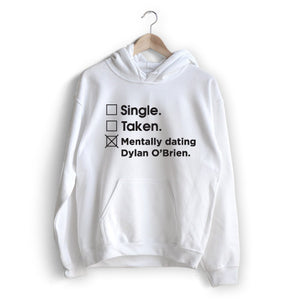 Dating Dylan O'Brien Hoodie