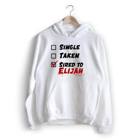 Single Taken Elijah Hoodie