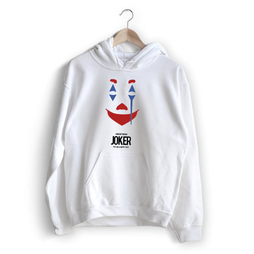 Joker Movie Poster Hoodie