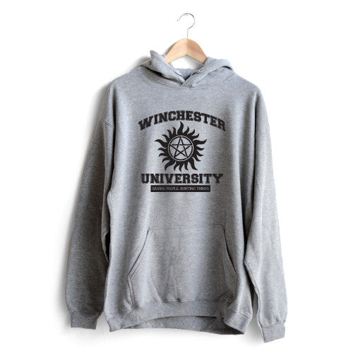 Supernatural University Hoodie