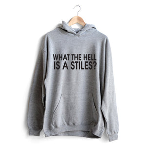 What is a Stiles Hoodie