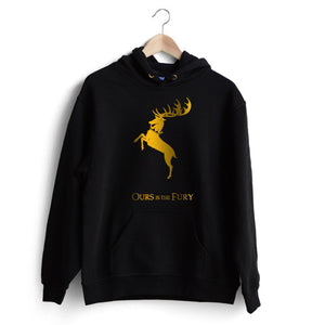 House Baratheon 'Ours is the Fury' Hoodie