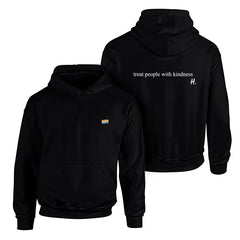 'Treat people with kindness' Hoodie
