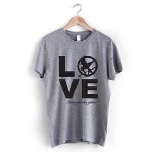Love Mockingjay T-Shirt