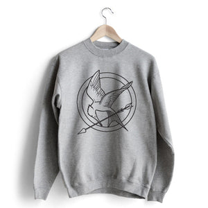 Mockingjay Symbol Sweat