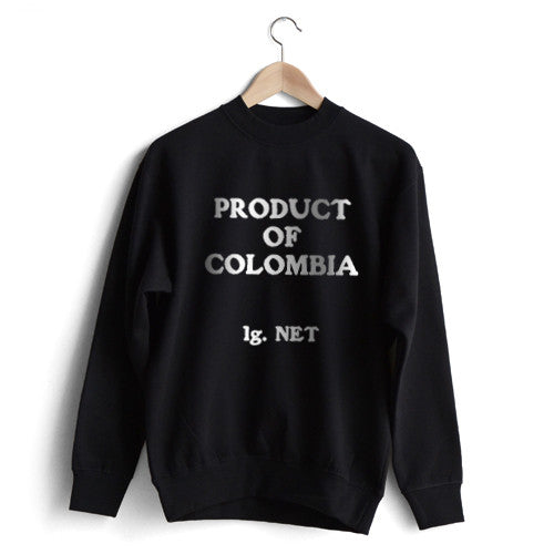 Product of Colombia Sweat