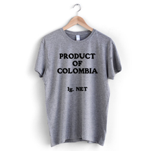 Carregar imagem no visualizador da galeria, Product of Colombia T-Shirt