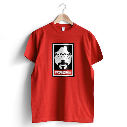 Professor Face T-Shirt