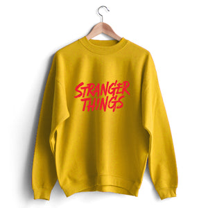 Stranger Things New Alternative Sweat